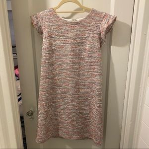 LOFT Pink Work Dress